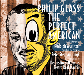 The Perfect American, Philip Glass